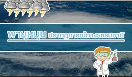 พายุหมุน ปรากฏการณ์ทางธรรมชาติ